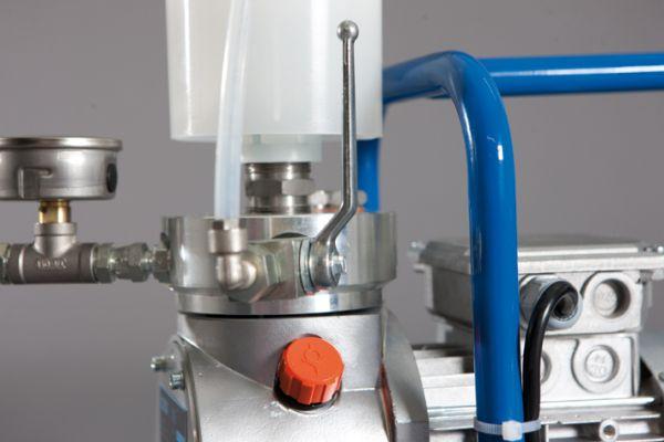 Инъекционный мембранный электрический насос LE-303