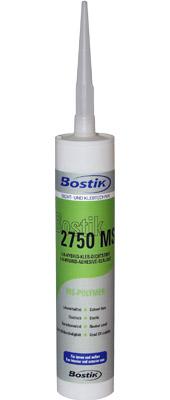 Бостик 2750 MS – однокомпонентный гибридный клей герметик