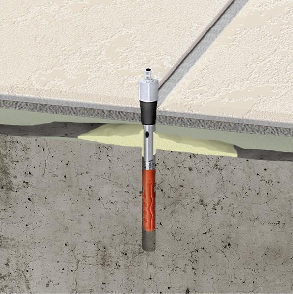 Инъекционный игольчатый пакер для плитки 8*80мм