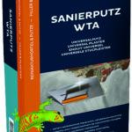 Санирующая штукатурка WTA / Sanierputz WTA