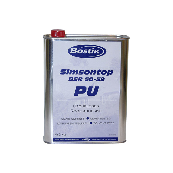 Симсонтоп – полиуретановый клей Bostik