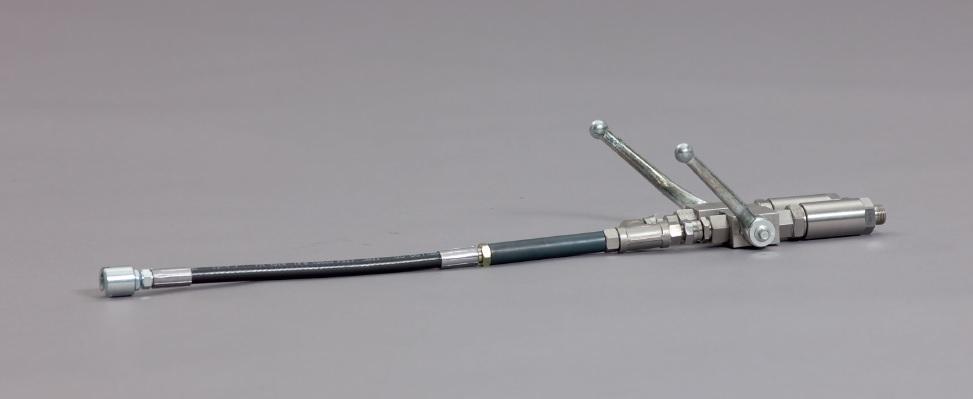 3К-смесительная головка из нержавеющей стали