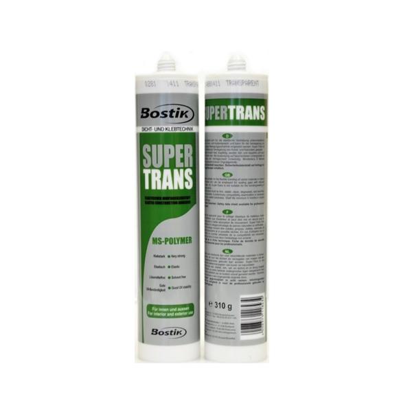 Суперфикс – эластичный монтажный клей герметик Bostik