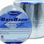 Батубанд – битумная, каучуковая самоклеющаяся лента