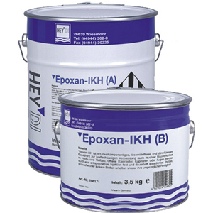 Epoxan IKH и Epoxan ELH жидкие эпоксидные смолы