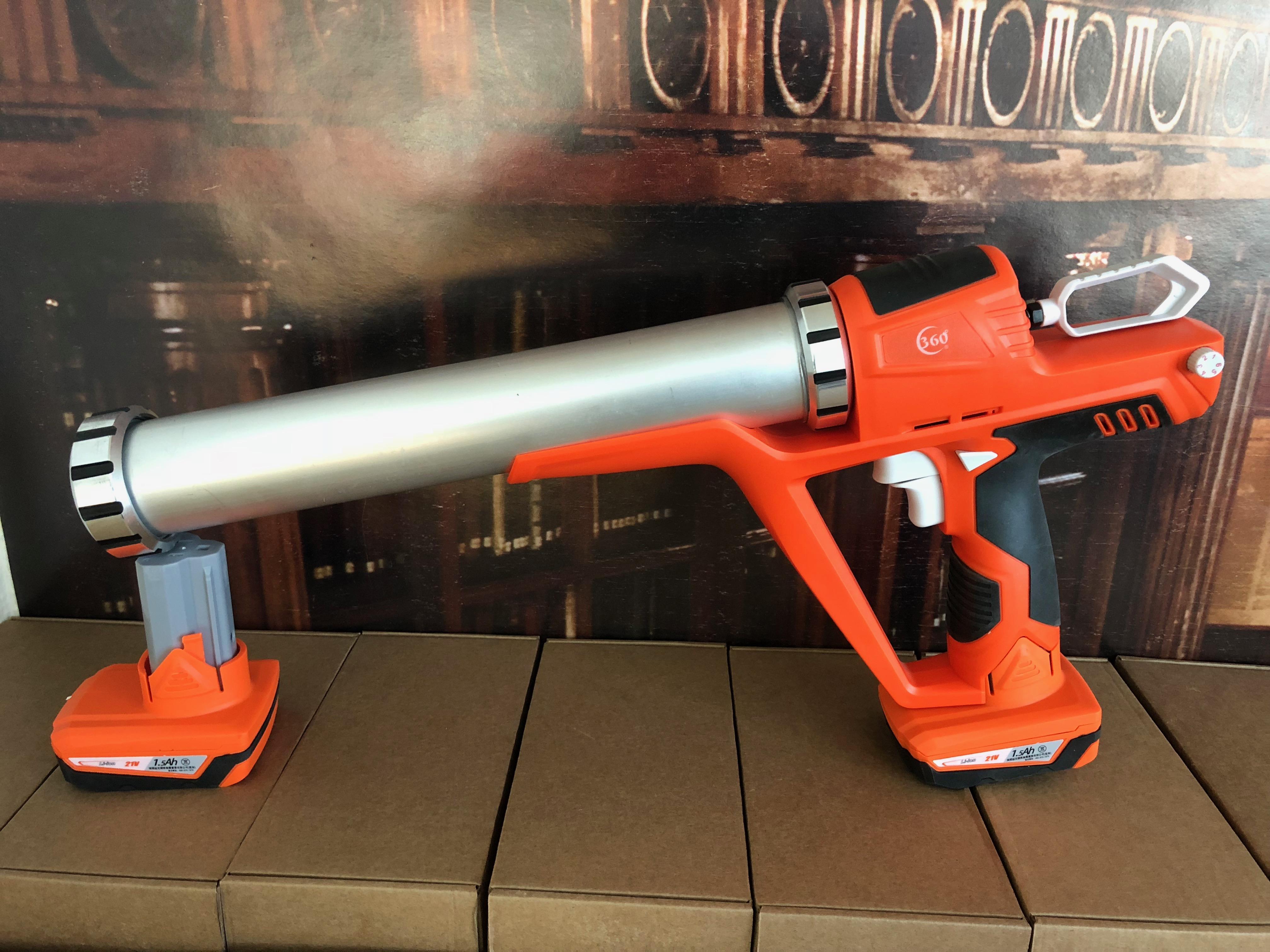 Аккумуляторный пистолет для герметиков
