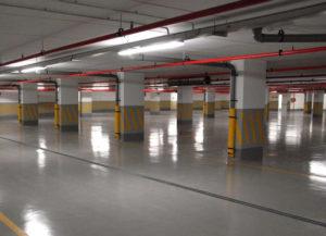 Паркинг, гидроизоляция от компании Desoi-nord