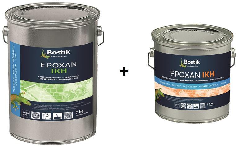Эпоксан IKH (ИКХ) Epoxan IKH эпоксидная смола